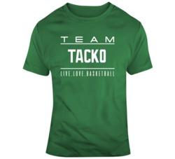 Team Tacko Fall Boston Celtics Nba Basketball Fan Gift T Shirt