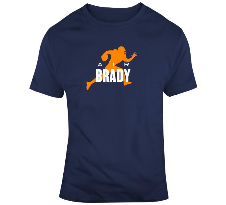 Air Tom Brady Football Fan Gift T Shirt