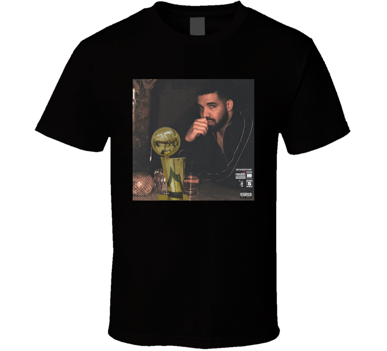 Drake Chips With The Dip Toronto Raptors NBA Champion Fan Gift T Shirt