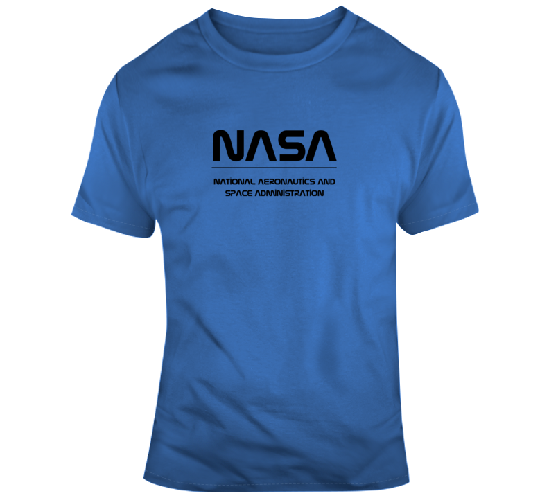 Nasa National Aeronautics And Space Administration Space Exploration Fan Gift T Shirt