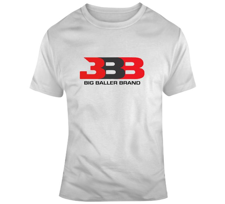 Big Baller Brand Basketball Fan Gift T Shirt