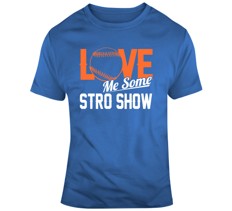 Love Me Some Strong Show Funny Marcus Stroman New York Mets Fan Gift T Shirt