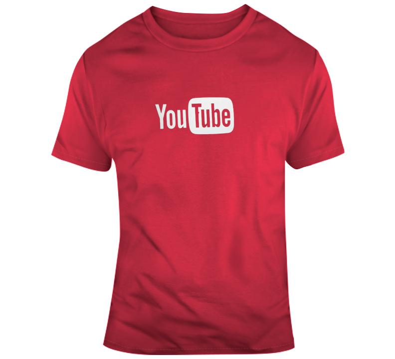Youtube Fan Gift T Shirt