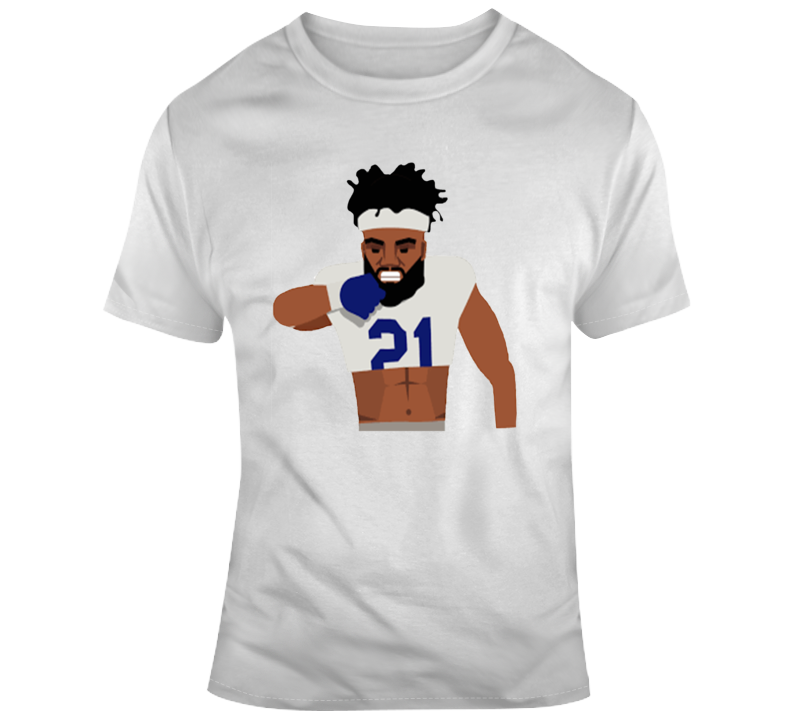 Zeke Feed Me Funny Dallas Cowboys Nfl Football Fan Gift T Shirt