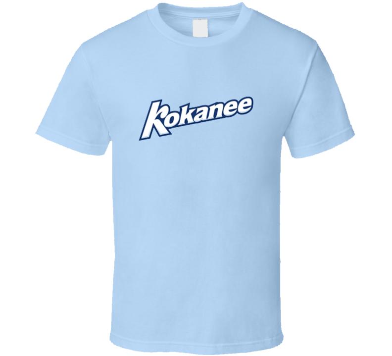 Kokanee Beer Funny Booze Lover Gift T Shirt