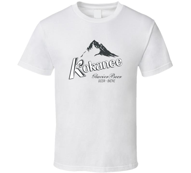 Kokanee Glacier Beer Fan Funny Gift T Shirt