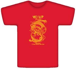 Wo Hop Chinese Restaurant Popular T Shirt