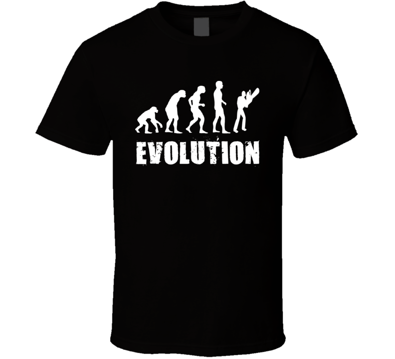 Arborist Tree Care Funny  Forestry Evolution T Shirt