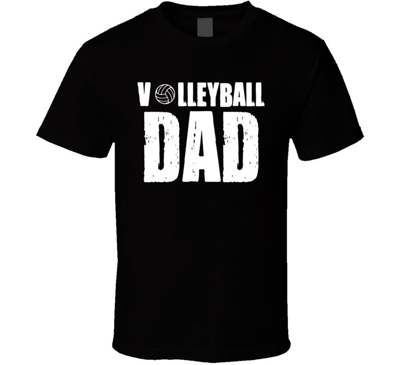Volleyball Dad T Shirt