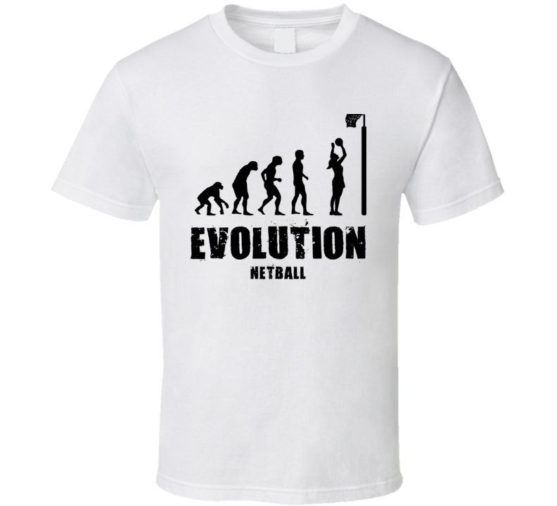 Evolution Netball T Shirt