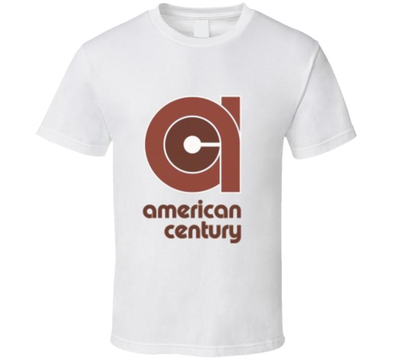 American Century Vinyl Rock T Shirt