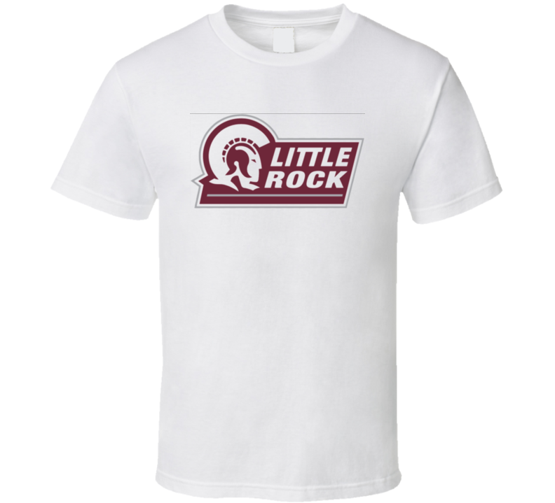 Little Rock Basketball T shirt