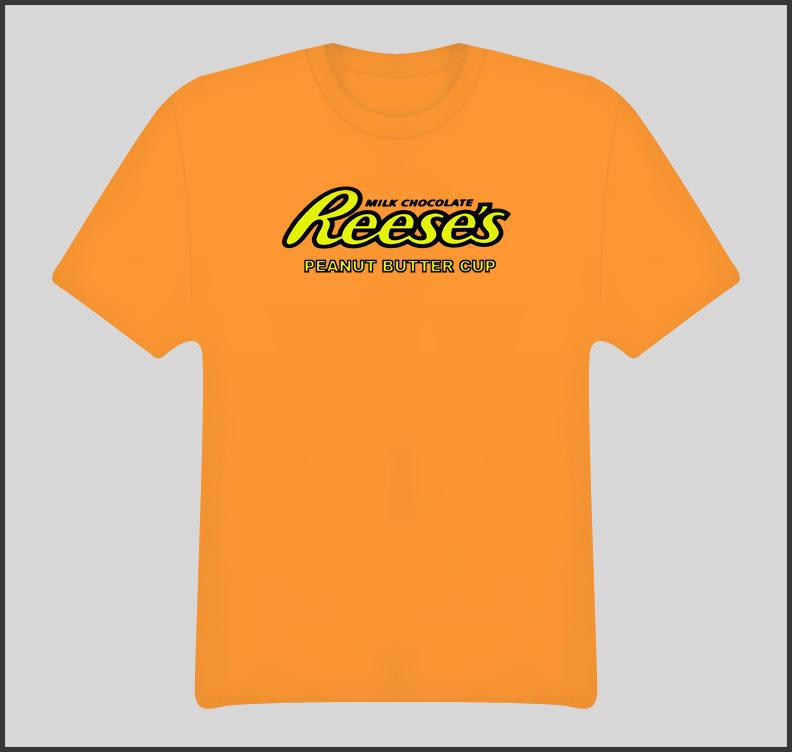 Reese'S Peanut Butter Cup T Shirt