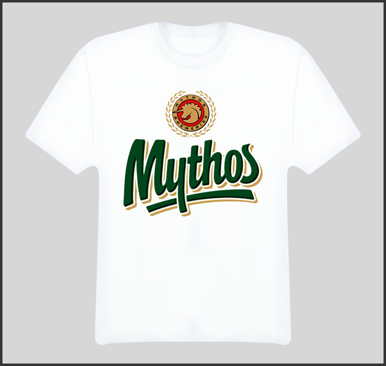 Mythos Beer T Shirt