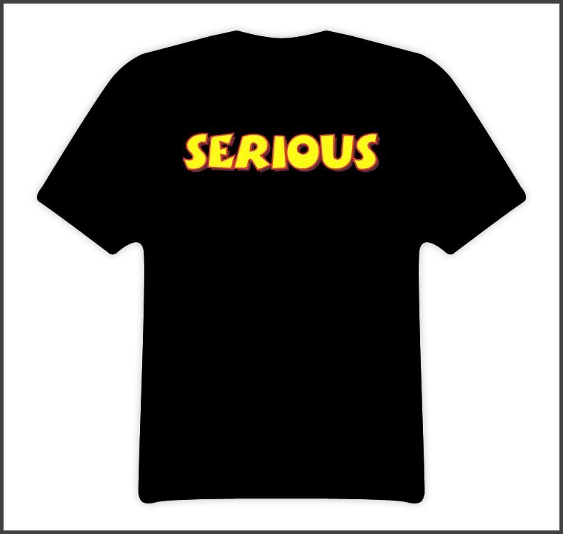 Serious Sam Video Game T Shirt