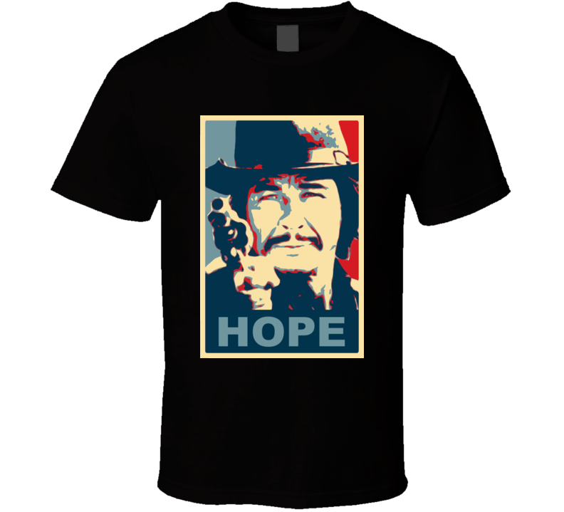 Charles Bronson Hope T Shirt