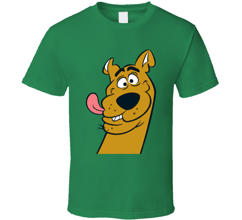 Silly Scooby Doo T Shirt