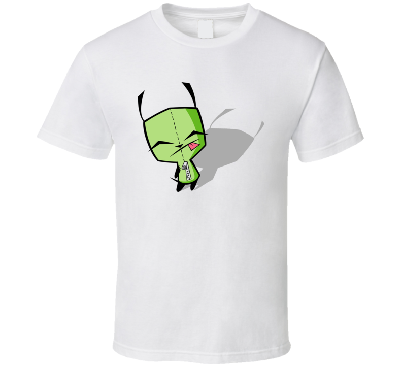 Invader Zim Gir Shadow T Shirt