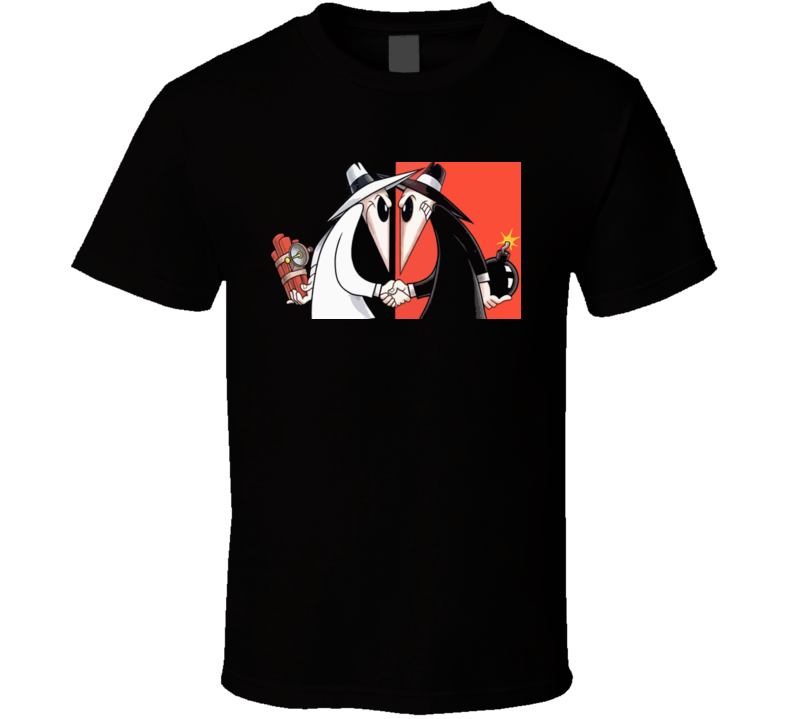 Spy Vs Spy Tee T Shirt