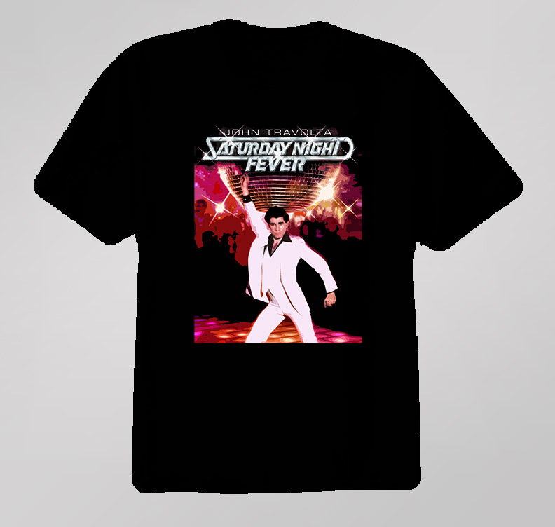 Saturday Night Fever T Shirt