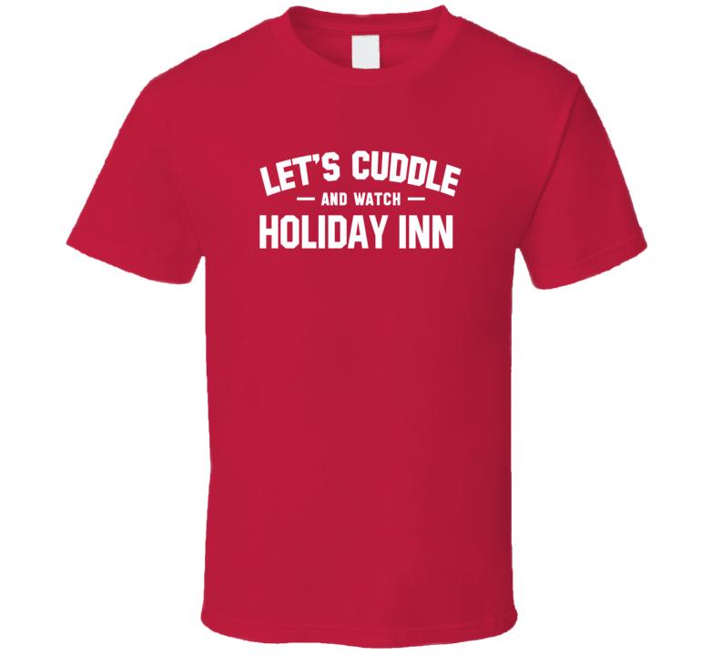 Holiday Inn Classic Christmas Movie T Shirt