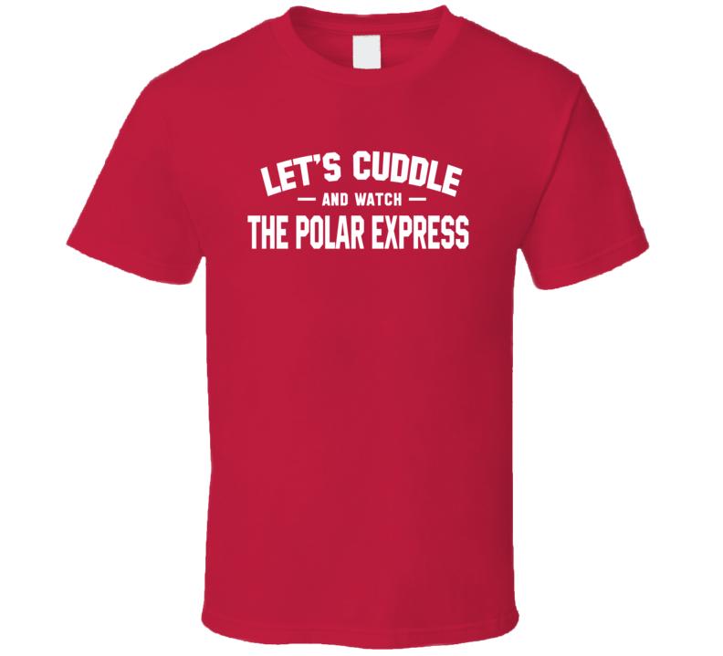The Polar Express  T Shirt