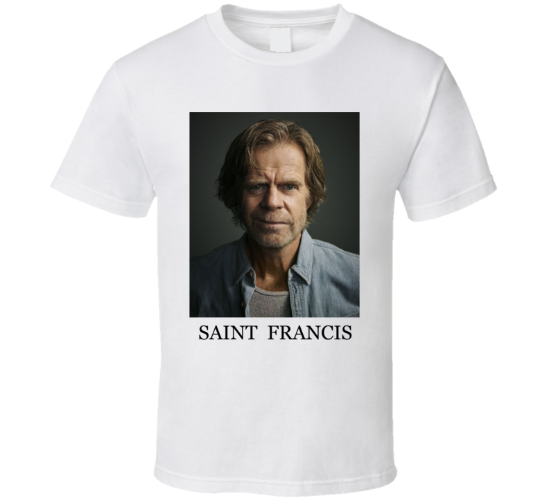 Frank Gallagher St Francis Shameless T Shirt