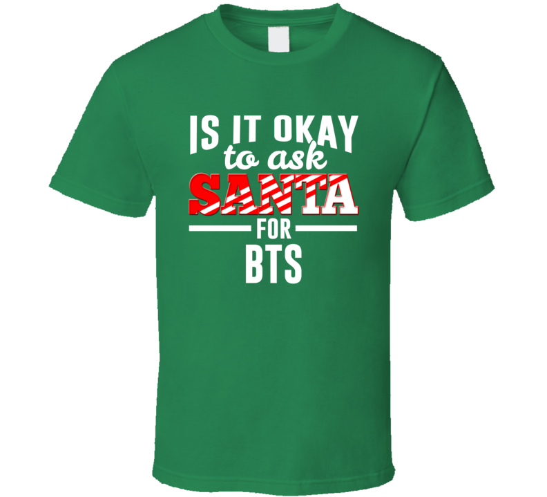 Bts  T Shirt