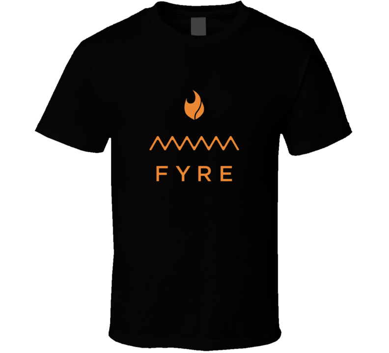 Fyre Festival Ja Rule  T Shirt