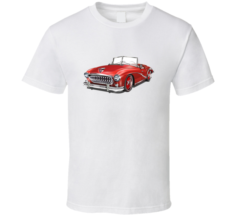 Vintage Car T Shirt T Shirt
