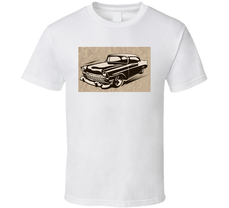 Vintage Muscle Cars Inspired Cartoon Sketch Vector Abstract Old School Muscle Be T Shirt T Shirt