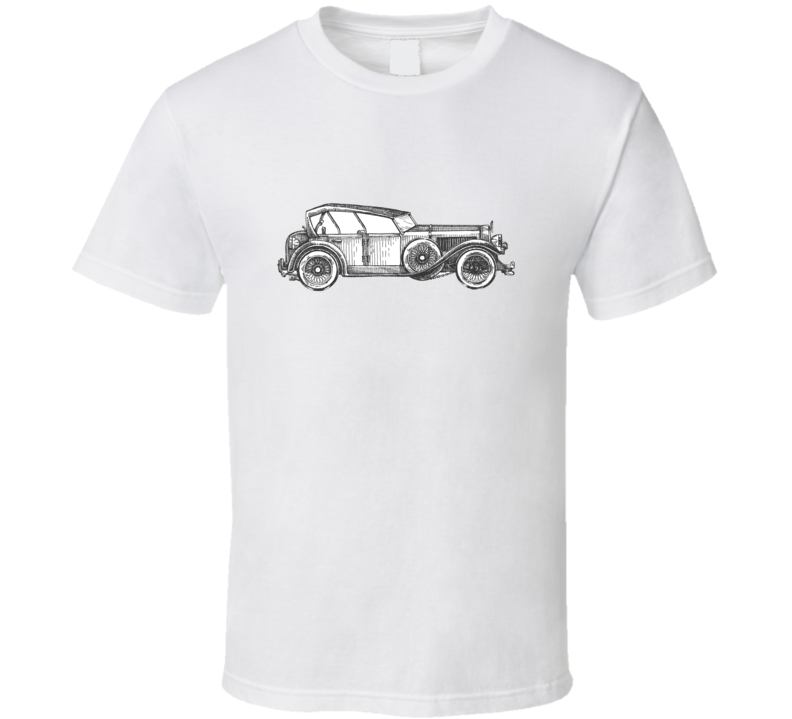Retro Car Vector Logo Design Template Transport Or Vehicle Icon T Shirt T Shirt