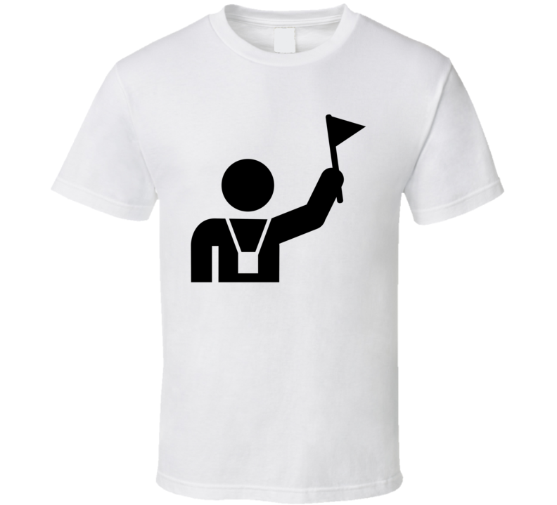 Tour Guide Icon T Shirt T Shirt