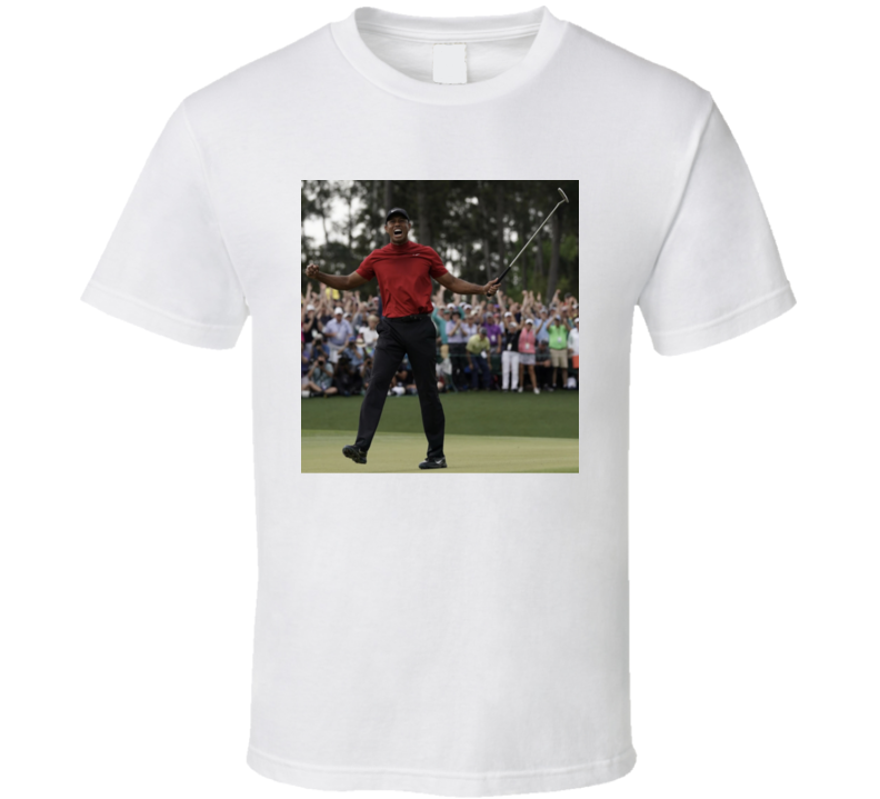 Tiger Woods 2019 Masters Champion Golf Return To Gloory