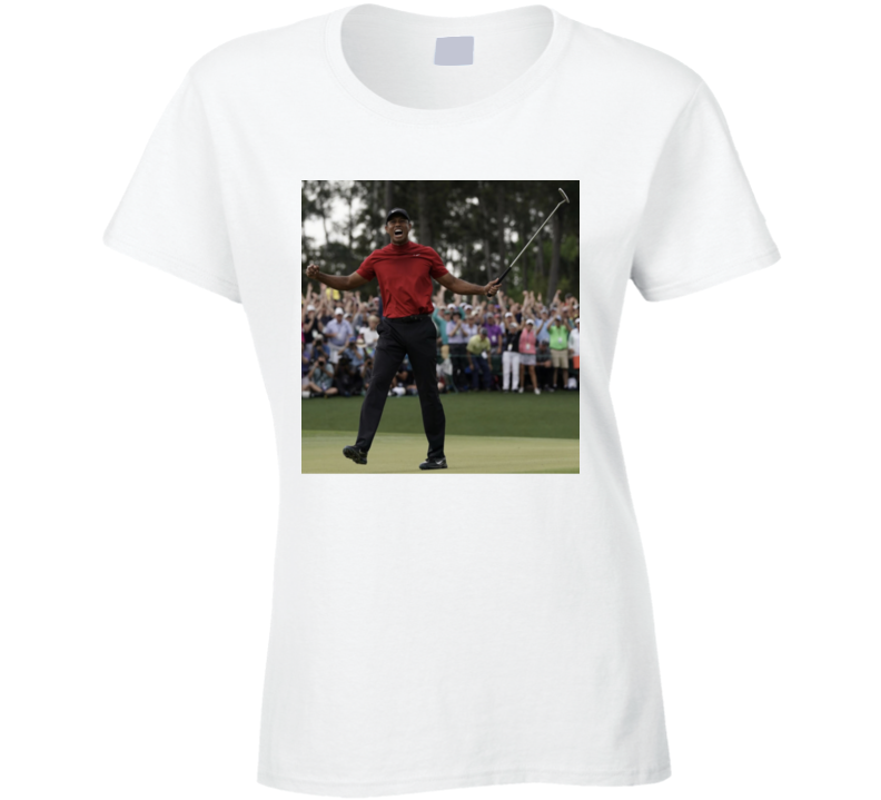 Tiger Woods 2019 Masters Champion Golf Return To Glory T Shirt