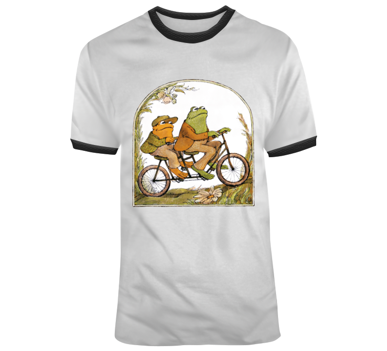 Frog And Toad Children's Kids Book T Shirt