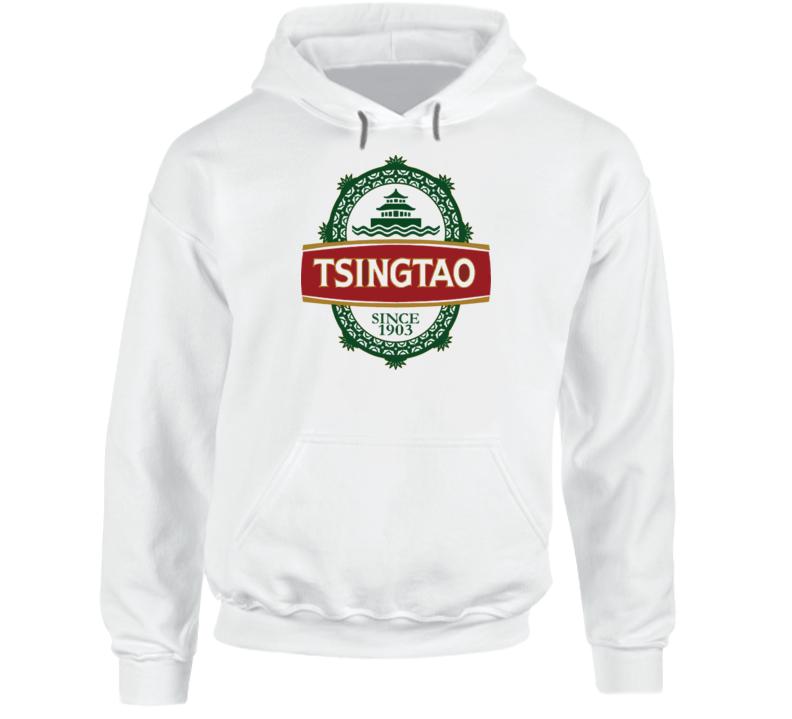 Tsingtao Chinese Beer Hoodie