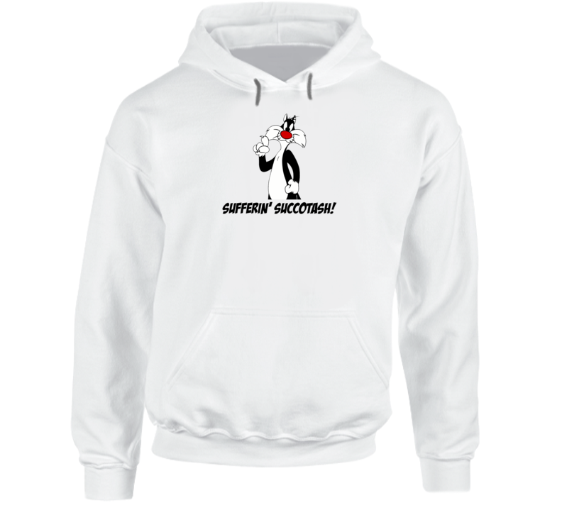 Sylvester The Cat Hoodie