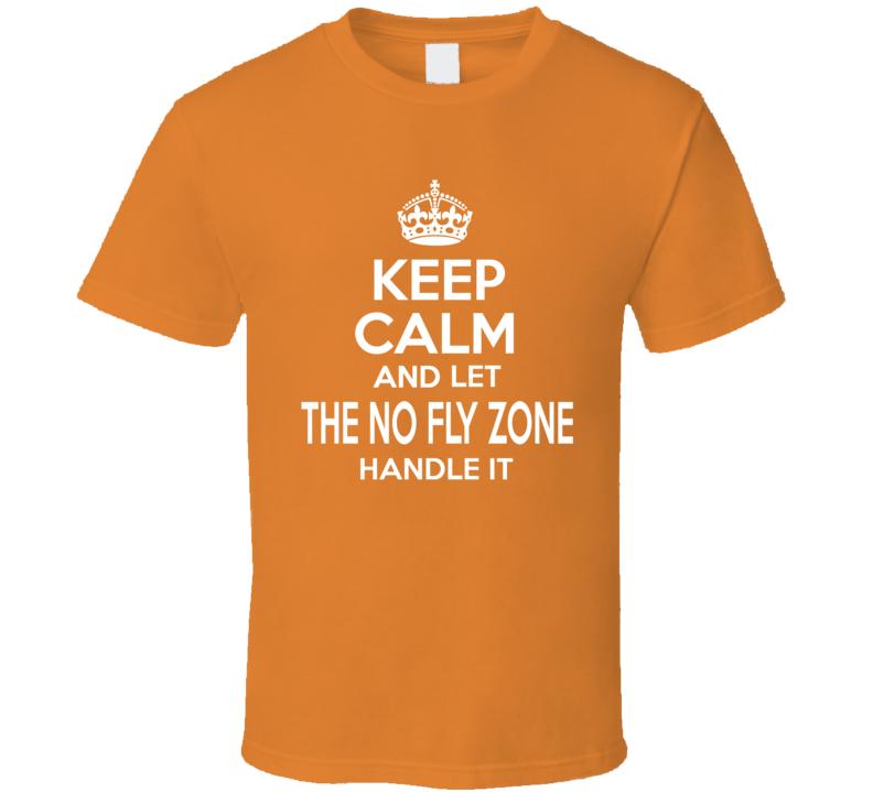 No Fly Zone Denver Broncos Defense T Shirt