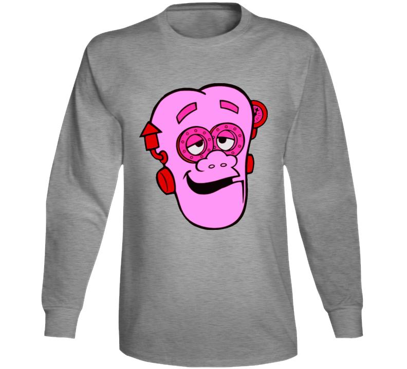 Franken Berry Cereal Mascot Long Sleeve