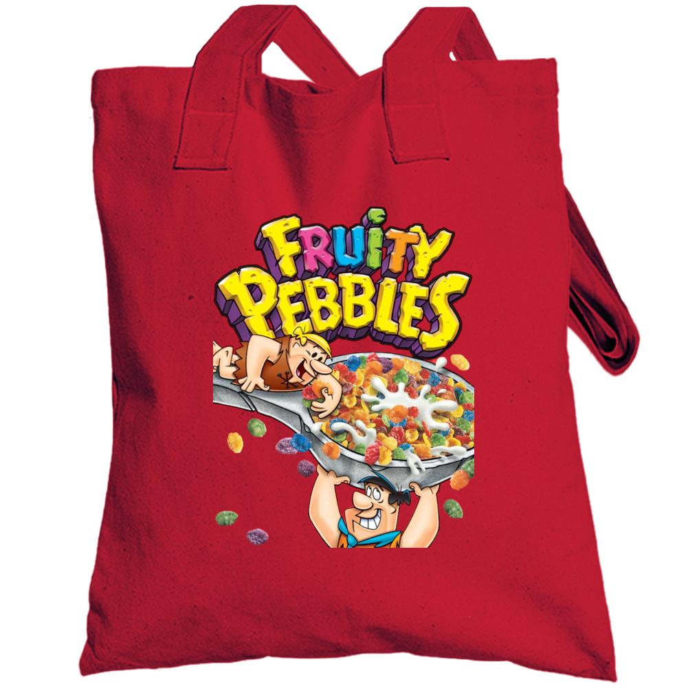 Fruity Pebbles Totebag