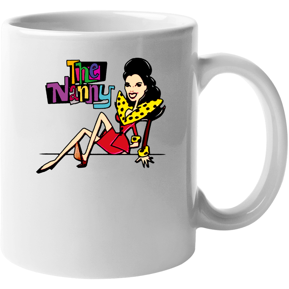 The Nanny Comedy Sitcom Mug