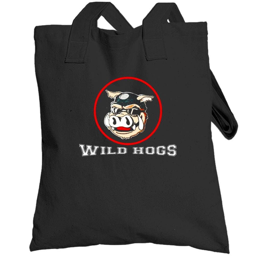 Wild Hogs Totebag