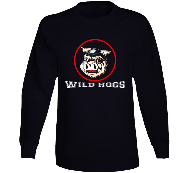 Wild Hogs Long Sleeve