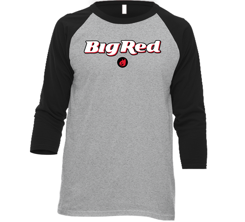 Big Red Gum Cinnamon Chewy Hot T Shirt