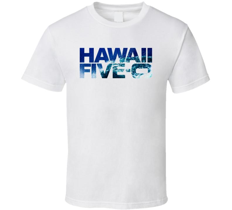 Hawaii Five-O action drama tv show T Shirt