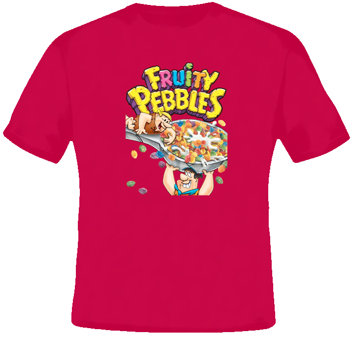 Fruity Pebbles T Shirt