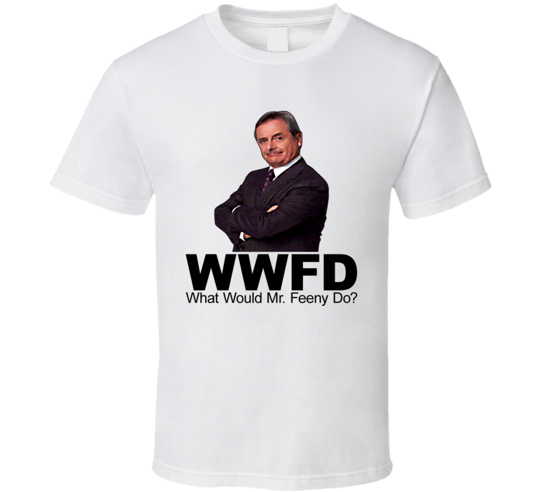 Mr Feeny Boy Meets World T Shirt