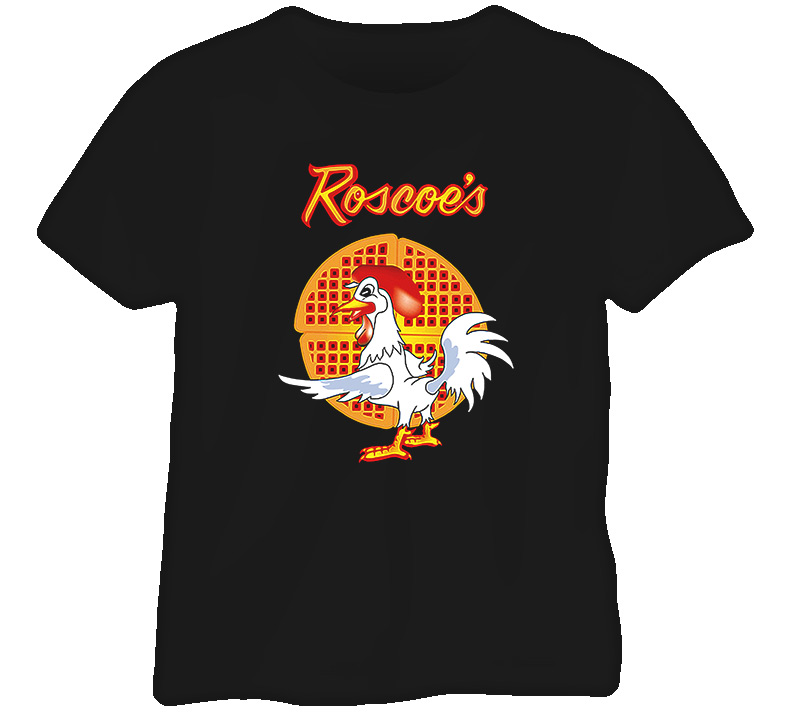 Roscoes Chicken Waffles T Shirt