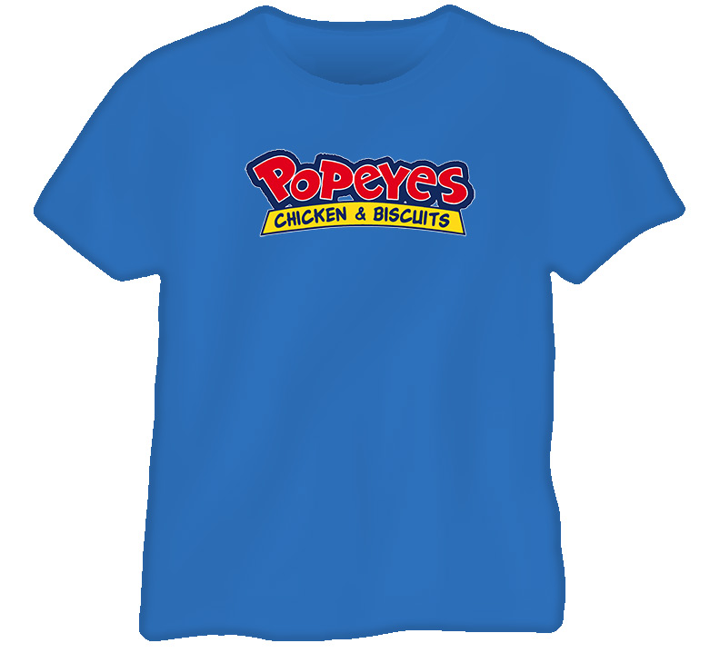 Popeyes Chicken T Shirt